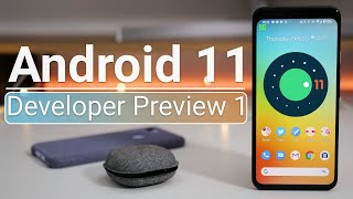 Android 11 Developer Preview 1 is Out! - What's New?