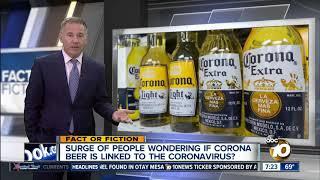 People Believe Coronavirus Is Linked To Corona Beer?