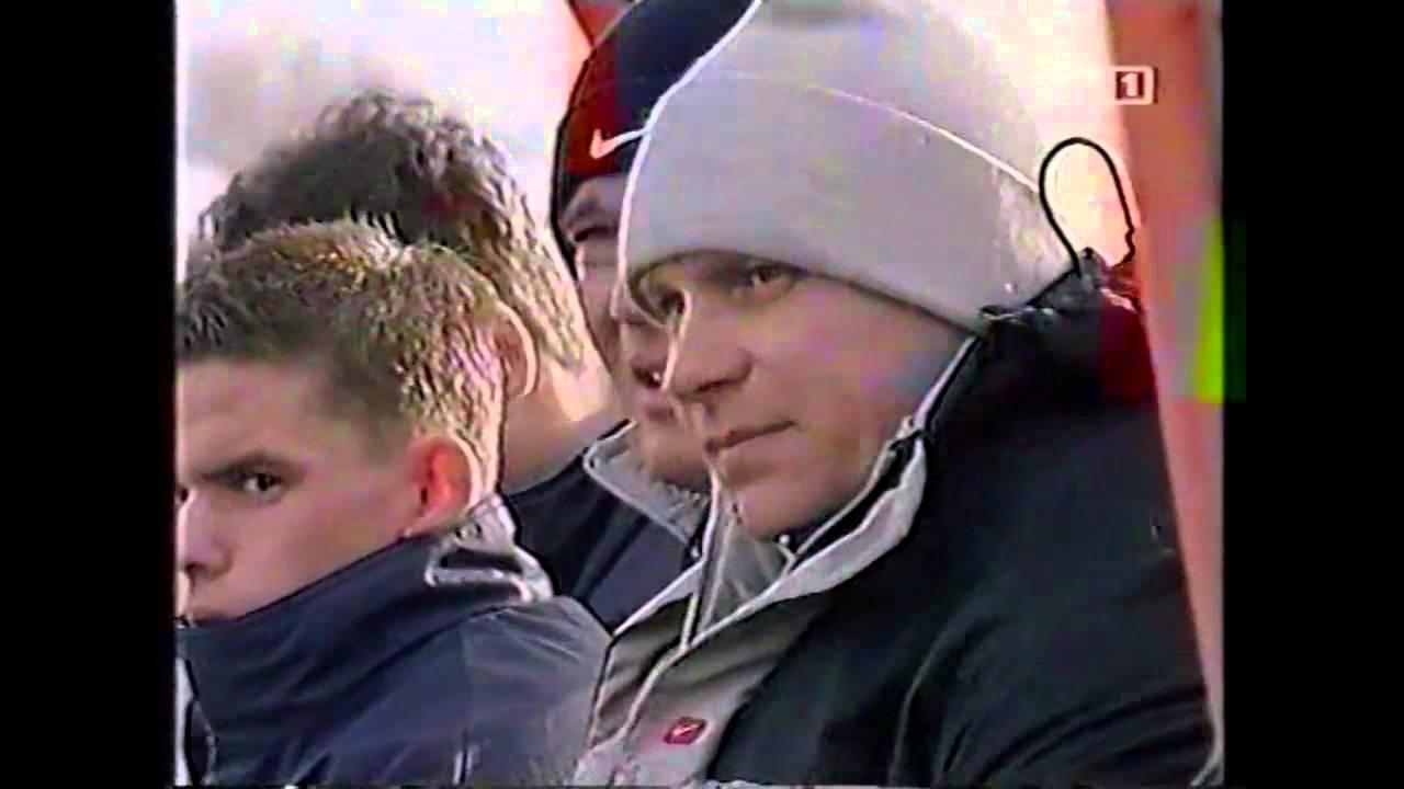Dunaferr-MTK | 2-0 | 2001. 11. 25 | MLSZ TV Archív