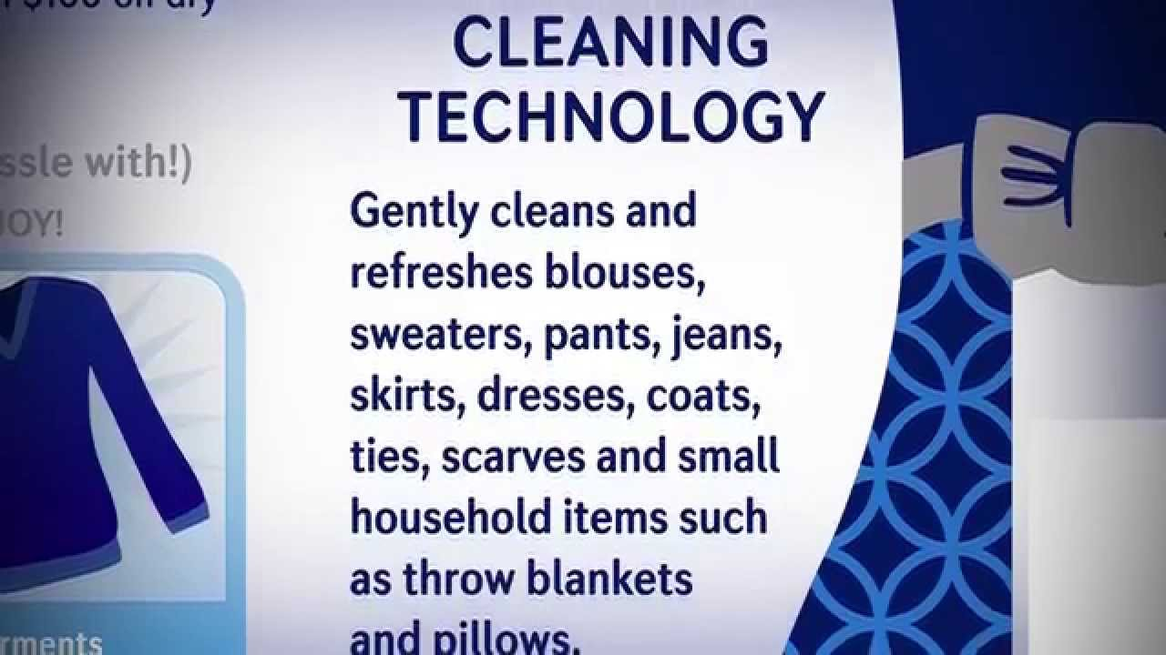 Woolite At-Home Dry Cleaner - Advanced Cleaning Technology ...