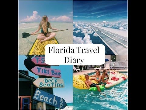 FLORIDA TRAVEL DIARY