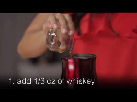Washington Apple Shot recipe