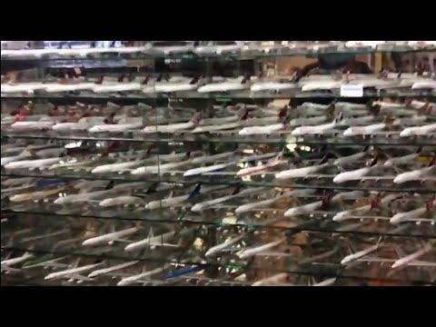 Airplane Shop Las Vegas