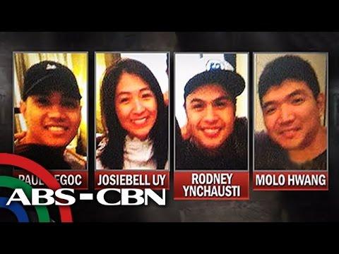 TV Patrol: Kasintahan ni Durolfo, 3 iba pa kinasuhan ng ...