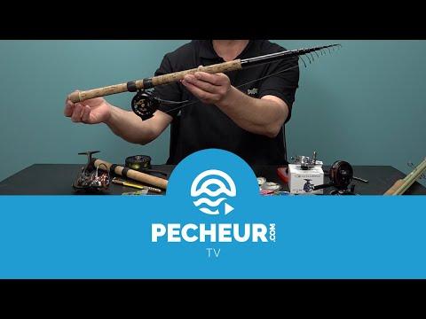 Quel matériel utiliser pour débuter la pêche de la Truite au toc ? Tutoriel Pecheur.com