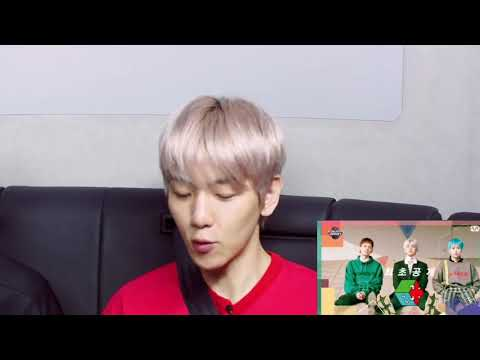 180412 EXO-CBX Reaction To EXO-CBX Stage (Blooming Days) 🌸