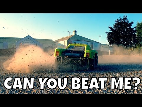 Can You Beat My Speed? RC Car Speed Runs. ZD Racing Pirates 2 Vs Remo Hobby. (1/10 Xmaxx Clone)
