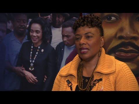 Bernice King Implores President To Calm Rhetoric