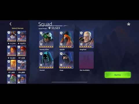 Age Of Magic - How To Beat Rogues Team With Underpowered Rogues Team