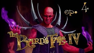 Zagrajmy w The Bard's Tale IV: Barrows Deep PL #4 - Elfie wabiki