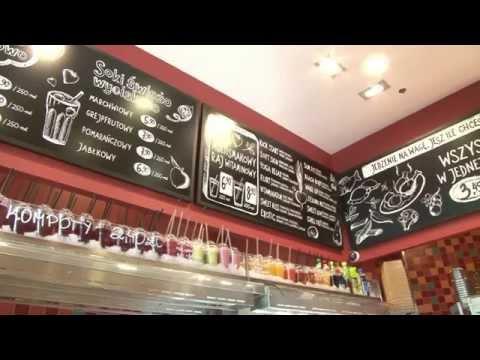 Expres Kuchnia Marche W Złotych Tarasach Youtube