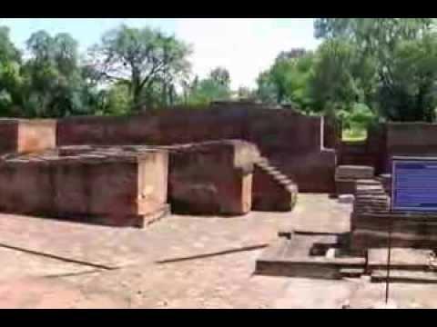 The Ruins of Nalanda University