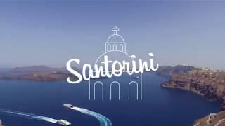SANTORINI 2018 Trailer | ИЛИ МОЕТО ПЪРВО ВИДЕО В YOUTUBE!