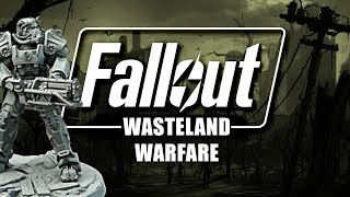Fallout Wasteland Warfare Preview