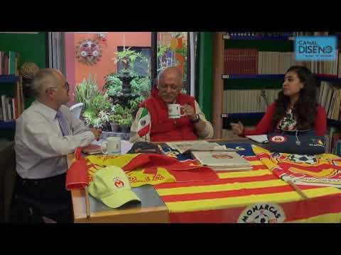 Entrevista al Diseñador Industrial Arturo Domínguez Macouzet con el tema: Logo Monarcas Morelia