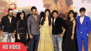 Music Launch Of Sanam Teri Kasam | Harshvardhan| Mawra | Ankit Tiwari | Palak Muchhal | Eros Now