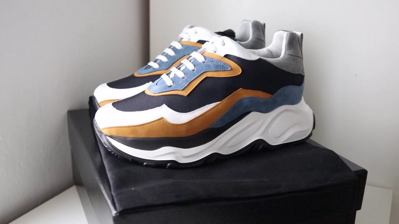 Most Stylish Elevator Sneakers (Chunky