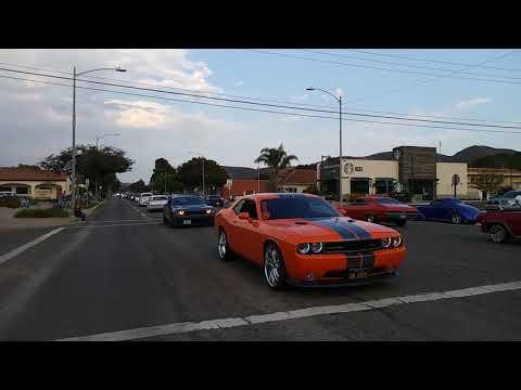 Lompoc Car Show YouTube - Lompoc car show