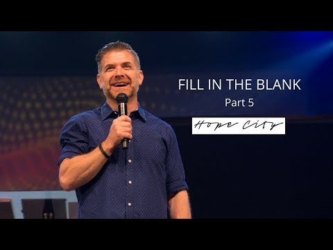 Fill in the Blank | Part 5