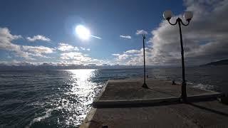 отель Ялта Интурист Обзор Пляж Массандровский парк Отдых в Крыму 2020 2021 Влог день Ялта Крым