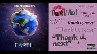 Thank U Earth Mashup Lil Dicky Ariana Grande.mp3