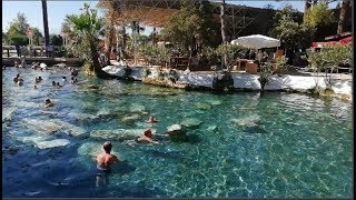 Antique Pool (Antik Havuz) Denizli Pamukkale (Sau Turizm)