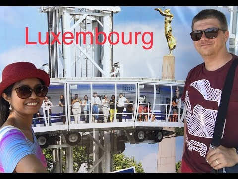 2018 Vlog#4 Luxembourg