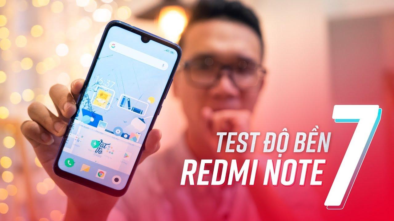 Yếu tim đừng xem: đập nát Redmi Note 7