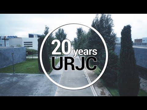 20th anniversary of the URJC / 20 aniversario de la URJC