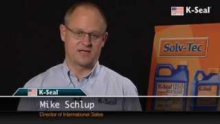 K Seal Presentation by Mike Schlup Director of International Sales