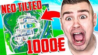 WER zuletzt NEO TILTED verlässt bekommt 1000€ in Fortnite ..