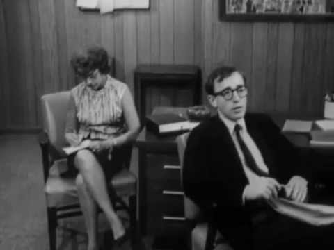 Candid Camera Classic: Woody Allen's Love...