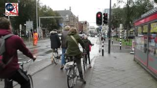 Red light protest in Utrecht (Netherlands)