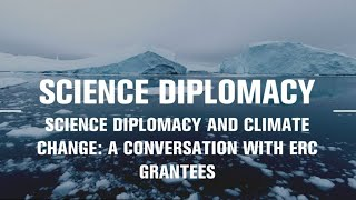 Science Diplomacy and Climate Change: A conversation with Eystein Jansen and Halvard Buhaug