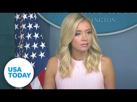 Kayleigh McEnany holds news conference - July 13 | USA TODAY