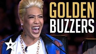 Download Amazing Golden Buzzer Auditions On Pilipinas Got Talent! Mp3 and Videos