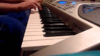 System of a Down - ATWA piano cover