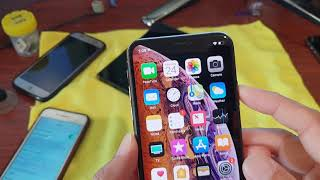 View Battery Percentage Indicator on iPhone X, XS, XS Max, XR