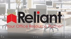 Reliant Office Furniture Showroom