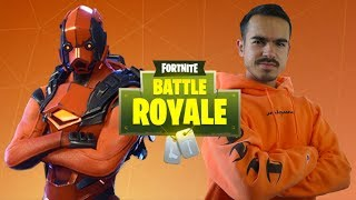 EPIC VICTORY WITH NEW VERTEX SKIN !! 🔥🔥🔥 Fortnite Battle Royale