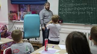 Очередное видео с урока в ''Чуланчике''