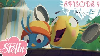 Angry Birds Stella | The Prankster - S1 Ep9