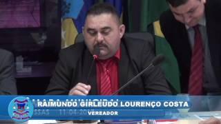 Vereador de Russas Sargento Girleudo, requereu na sessão do dia 11 de abril, que o município realize reforma no delegacia em Flores.