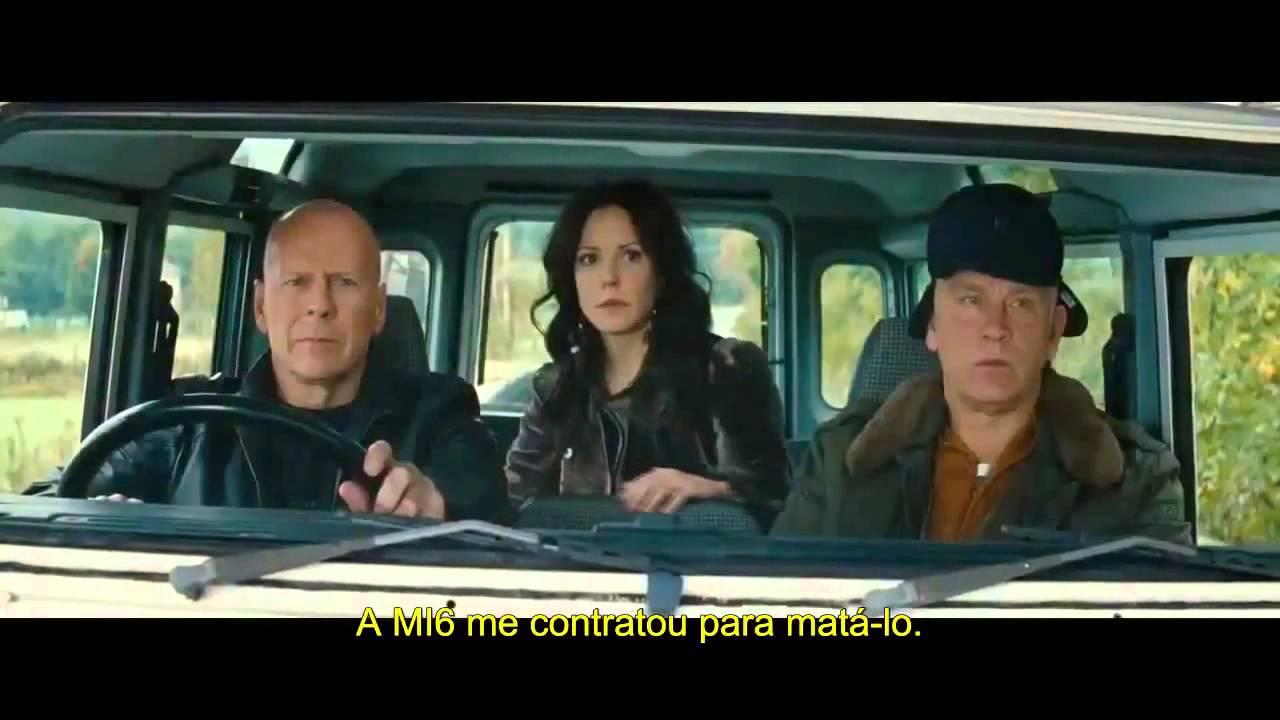 Red 2: Aposentados e Ainda Mais Perigosos Trailer Oficial Legendado (2013)