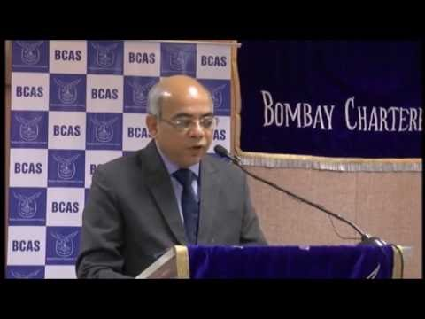 Lecture Meeting on Model GST Law – Salient Features & Issues