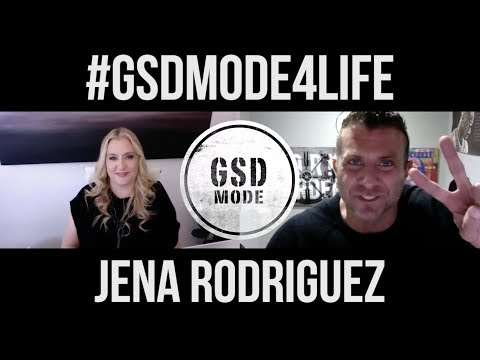 How To Become Brave & Make Those Hard Decisions To Achieve Greatness : Jena Rodriguez