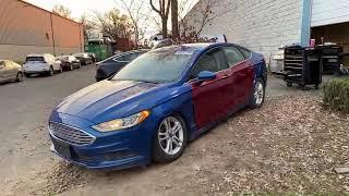 FORD FUSION - аридный автомобиль за 5400$. АВТО ИЗ США
