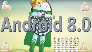 ANDROID OREO 8.0 /INFORMACION AVANZADA