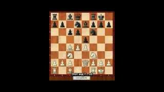 Шахматы. Теория дебютов 1. Защита Филидора, дебют Понциани (встроенные субтитры)