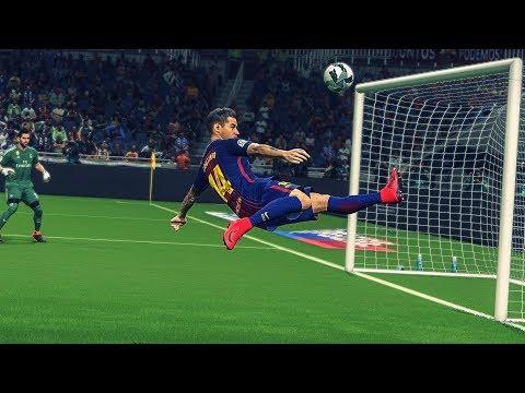 PES 2018 - Goals & Skills Compilation #28 HD 1080P 60FPS